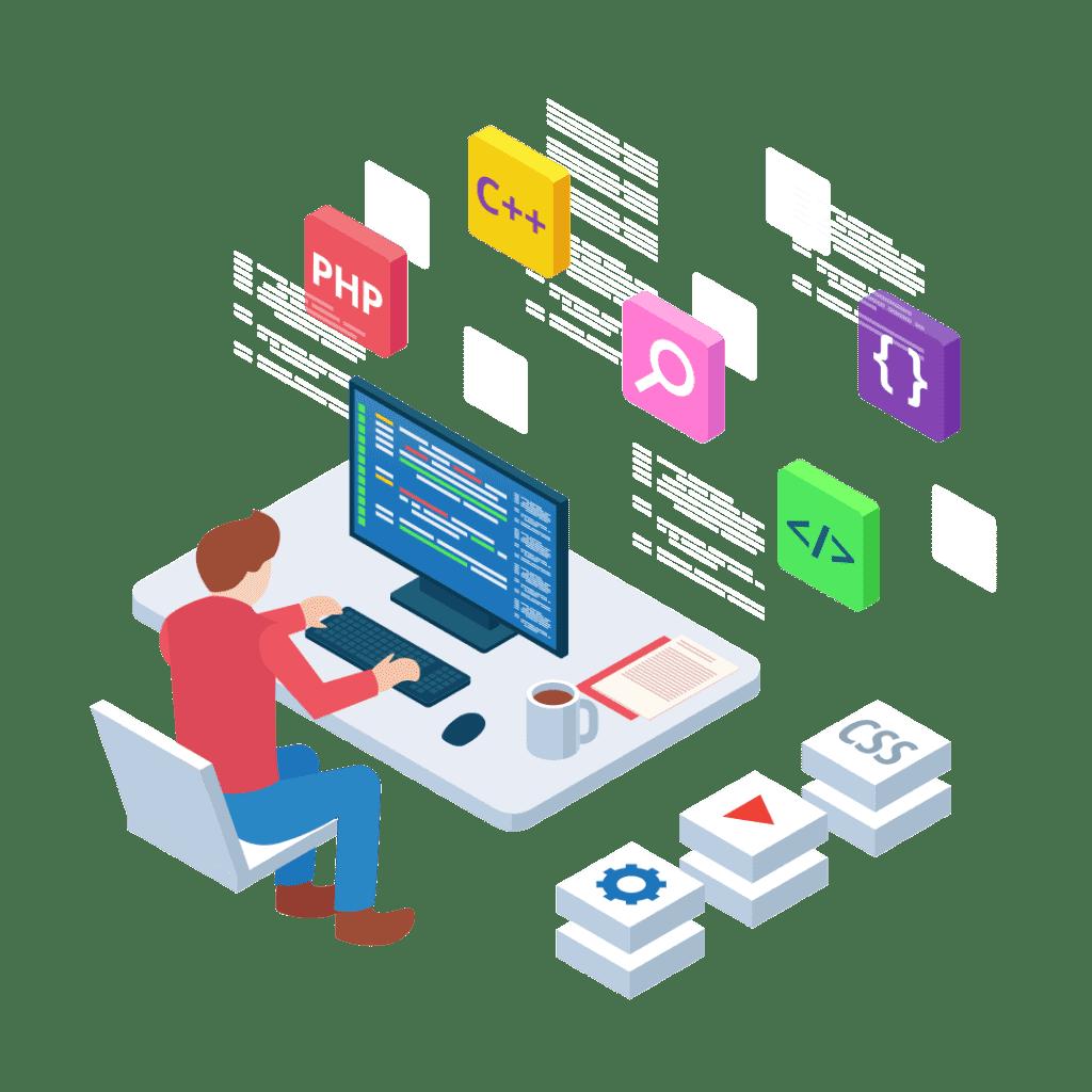 Jasa Pembuatan Sistem dan Aplikasi